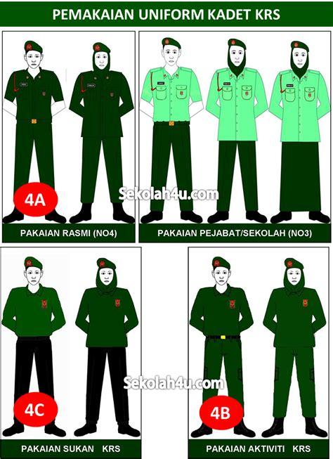 Baju Kadet Remaja Sekolah Rendah pin kadet remaja sekolah on