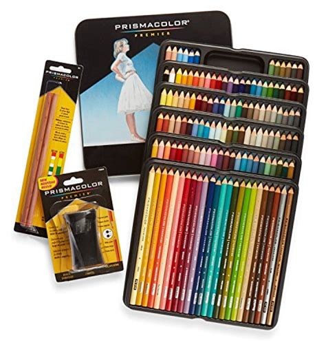 prismacolor colored pencils 132 prismacolor premier colored pencils soft 132 pack