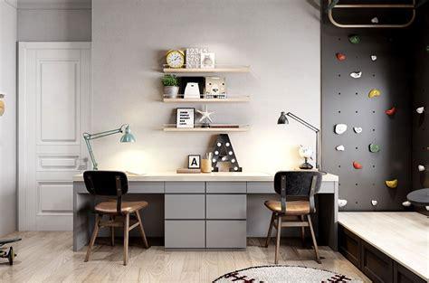 Scrivanie Bambini Design by Scrivanie Per Camerette 35 Idee Originali Per L Angolo
