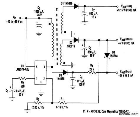 power saver device circuit diagram snubber network energy saver power supply circuit