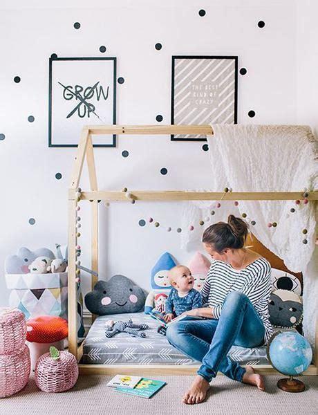 Montessori Floor Bed Frame Best 25 Toddler Floor Bed Ideas On Montessori Bed Toddler Bed And Baby Floor Bed
