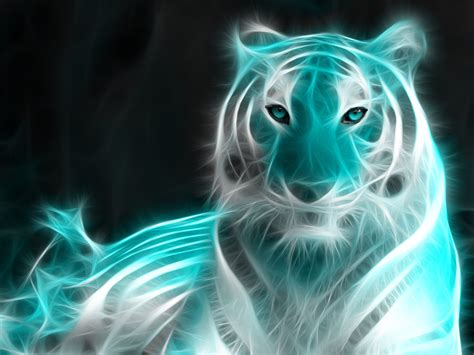 light animal fractle effect by mint spinner on deviantart