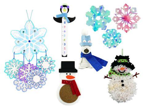 winter craft winter craft kit carefree crafts