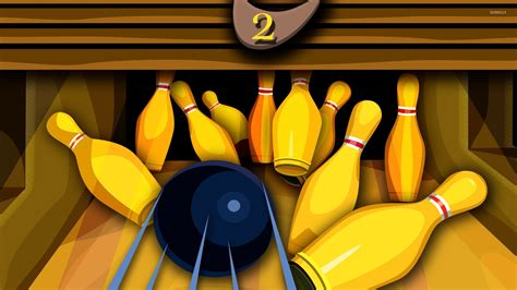 bowling background bowling wallpaper vector wallpapers 25337