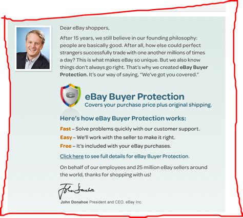 ebay buyer protection ebay v s amazon its a trust thing the last drop of ink