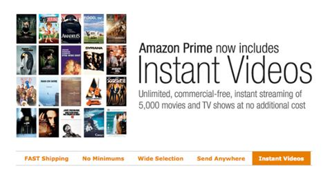 amazon prime movies the problem with amazon prime instant video isn t its