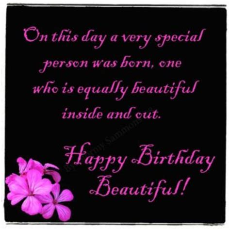 Happy Birthday My Beautiful Quotes Happy Birthday Beautiful Happy Birthday