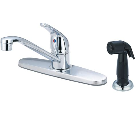 single handle kitchen faucets single handle kitchen faucet pioneer industries inc