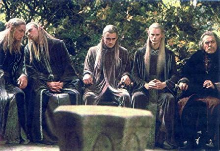 council of elrond elves middle earth shadow of mordor wikia