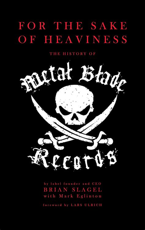 Bmg Metal by Bmg To Publish New Book For The Sake Of Heaviness The