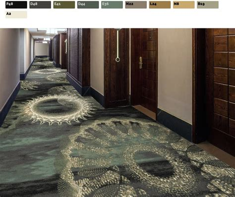 custom patterned carpet ken martin hospitality carpet