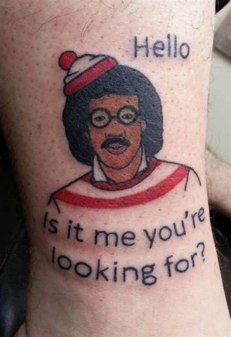 tattoo fail once you go black joke tattoos that are actually funny all about that bass