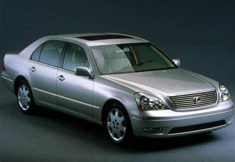 Luxo Ls by Bluendi Lexus Ls430 2001