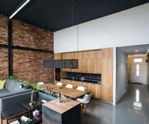 Roll Away Kitchen Island loft interior design ideas