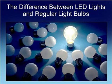 difference between l and light led vs regular light bulb piaa performance led fog light