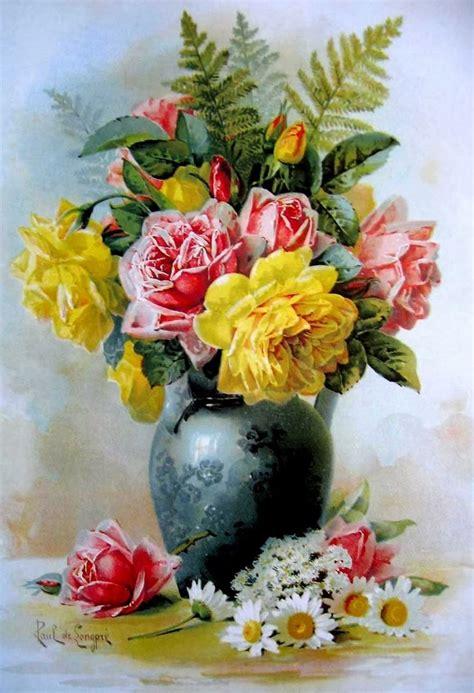 imagenes de rosas en jarrones pintura moderna y fotograf 237 a art 237 stica jarrones y flores
