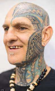 tattoo devotees showcase beautiful designs at east london