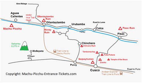 Floor Plan Company by Machu Picchu Entrance Tickets 187 How To Visit Machu Picchu