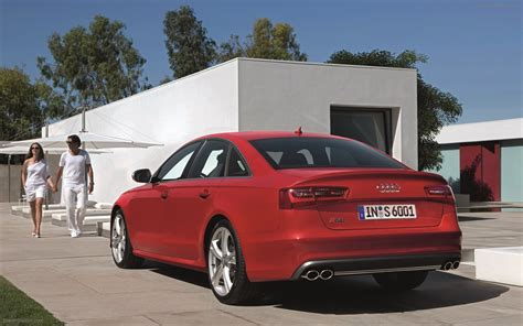 Audi S6 2013 by Audi S6 2013 Widescreen Car Wallpapers 08 Of 28