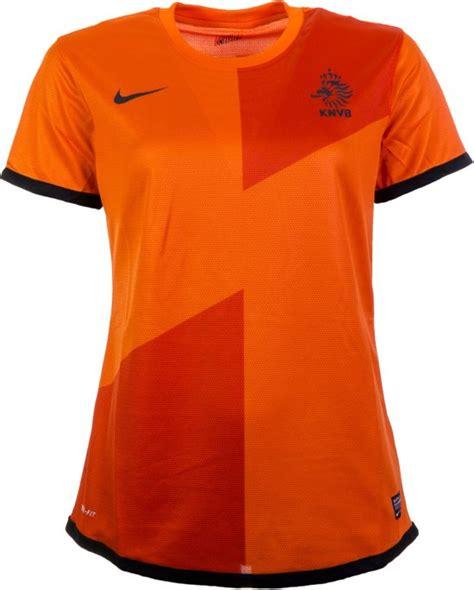 T Shirt Oranje Nederland Nike bol nike nederlands elftal thuis shirt damesheeft