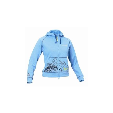 4953 Sweatshirt Navy sweatshirtjacke freeride mountain zum