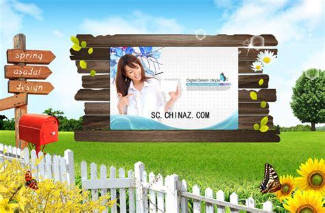 design photo frame download korea photo frame design template downloads over