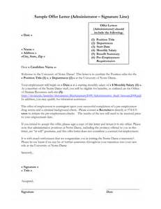 Proper Business Letter Signature Format Best Photos Of Signature Line Exles Notary Signature
