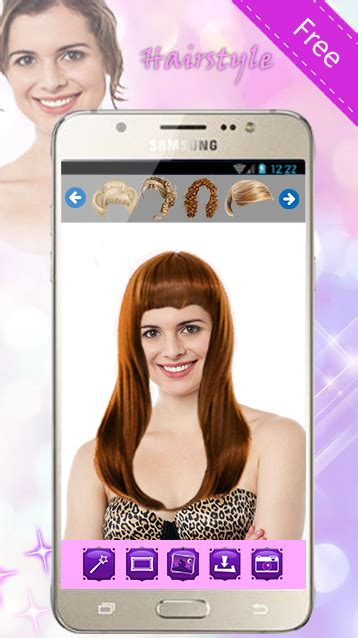 hairstyles and colors app hairstyles change hair color android apps on google play