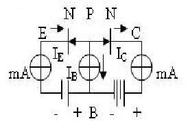rumus transistor bias pembagi tegangan konsep dasar transistor