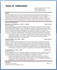 Resume Samples Executive by Sample Executive Assistant Resume Resume Downloads