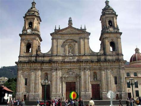 catedrales cathedrals las catedrales del mundo colombia catedral de bogota catebogota jpg religion informaci 243 n