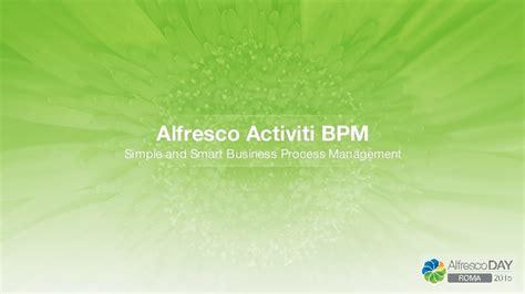 alfresco activiti workflow alfresco day roma 2015 alfresco activiti