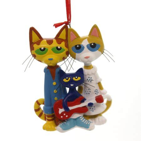 Pete The Cat Rock On And by Ornaments Pete The Cat Rock On