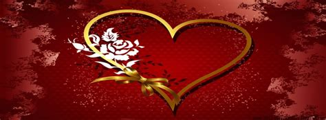 valentines cover photo hearts valentines day cover photo timeline