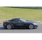 2018 Aston Martin DB11 Volante Gallery 712074  Top Speed