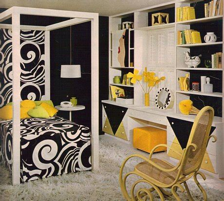 black and white and yellow bedroom 301 moved permanently