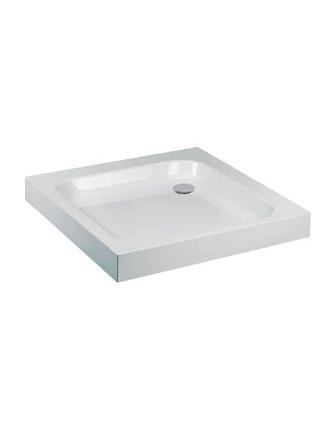 Shower Tray Parts by Jt Ultracast 700mm Square Shower Tray