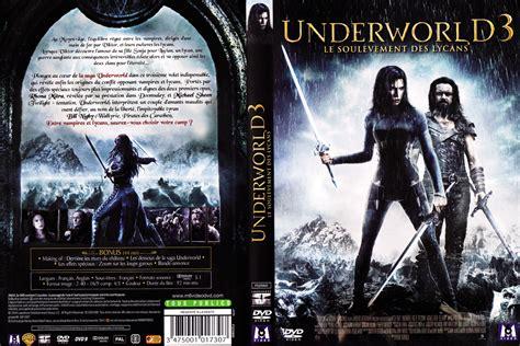 film underworld 3 en streaming jaquette dvd de underworld 3 cin 233 ma passion