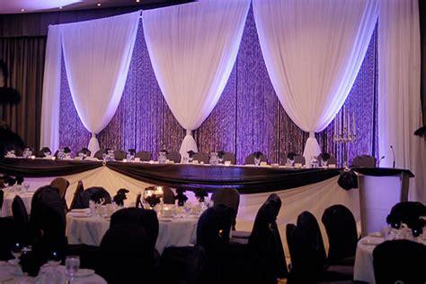 Wedding Backdrop Milwaukee by Platinum Dj Services Selection