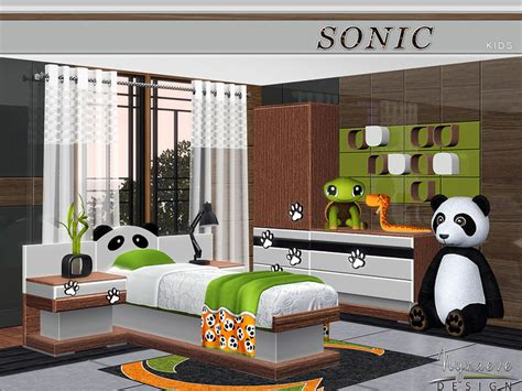 sims 3 bedrooms nynaevedesign s sonic kids
