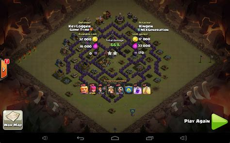 ultimate th8 layout town hall 8 ultimate clan war base design defense proof
