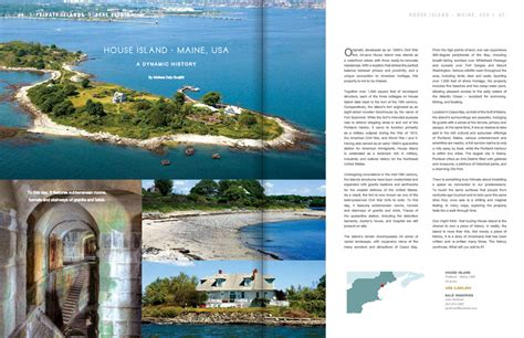 house island maine private island magazine features maine s spectacular house island currently for sale