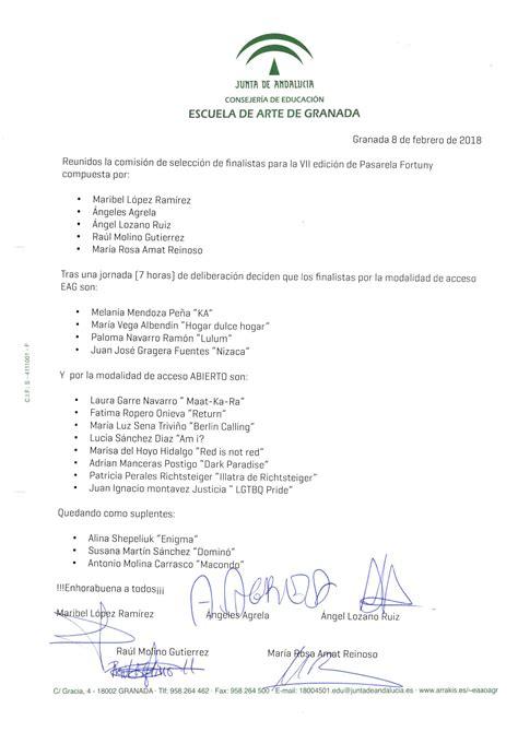 lade fortuny pasarela fortuny vii edici 243 n 2018