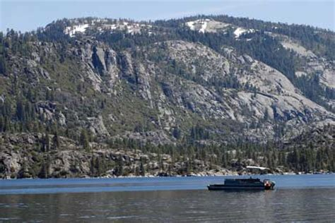 pinecrest boat rentals pinecrest lake boating fishing cing