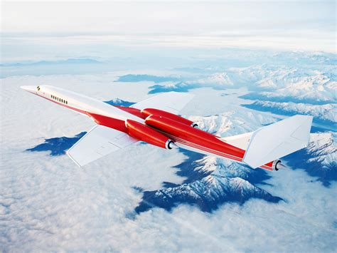 pictures of planes supersonic planes are mounting a comeback without that