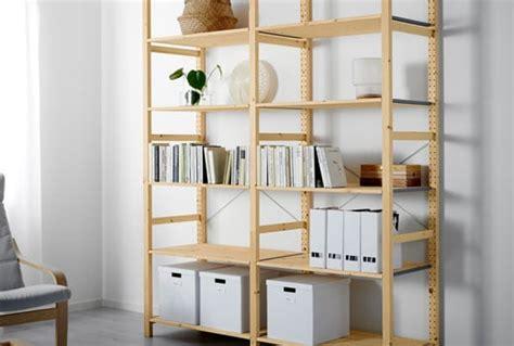Ikea Scaffali In Legno by Sistema Di Scaffali Componibile