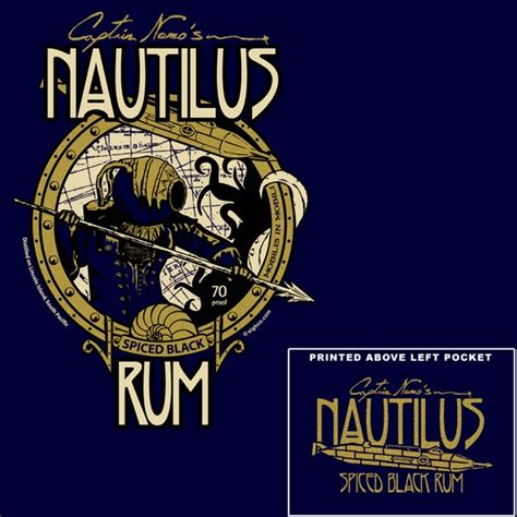 rum similar to captain items similar to captain nemo s nautilus rum workshirt