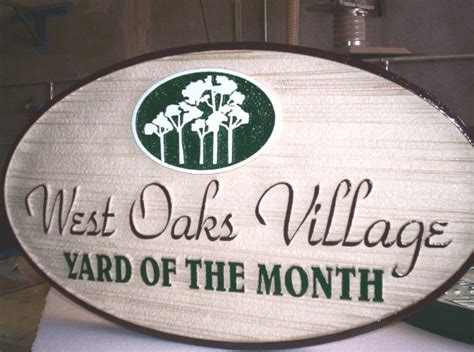 yard of the month bloomingdale homeowners association yard of month signs for hoa
