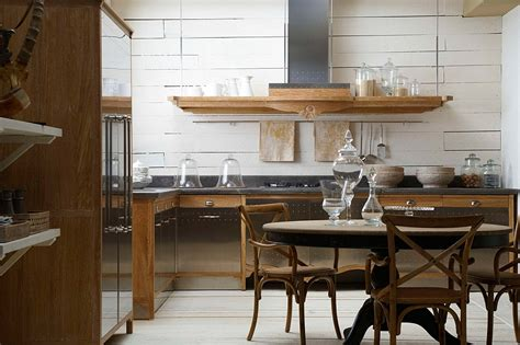 Metal Canisters Kitchen Customized Created Kitchen Provides A Modern Day Twist To