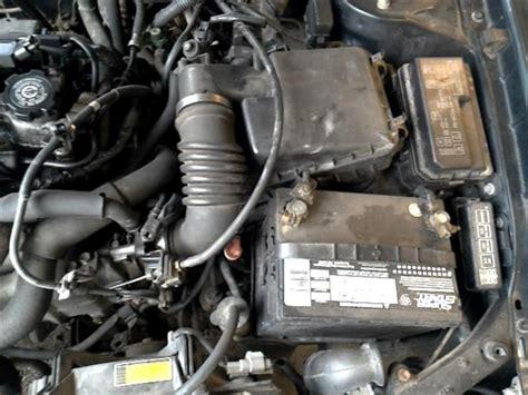 2001 Toyota Corolla Engine 2001 Toyota Corolla Engine Accessories 604 Starter Motor